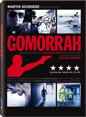 Gomorrah (2008) Gomorrah Import Can