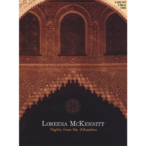 Mckennitt Loreena Nights From The Alhambra