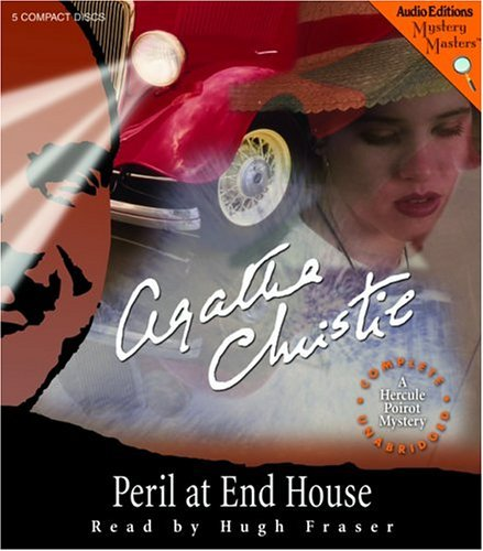 Fraser Hugh Christie Agatha Peril At End House A Hercule Poirot Mystery (myst