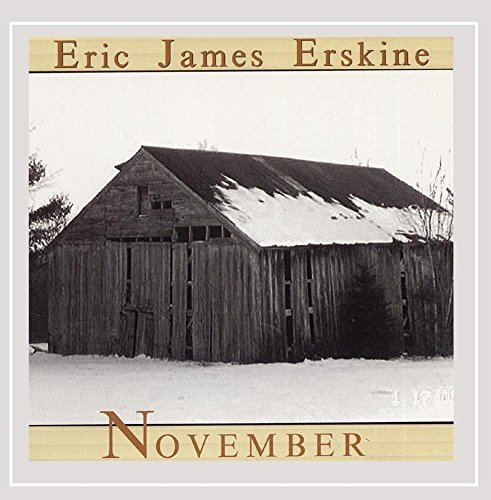 Eric James Erskine November