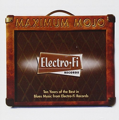 Maximum Mojo Electro Fi Record Maximum Mojo Electro Fi Record 2 CD Set
