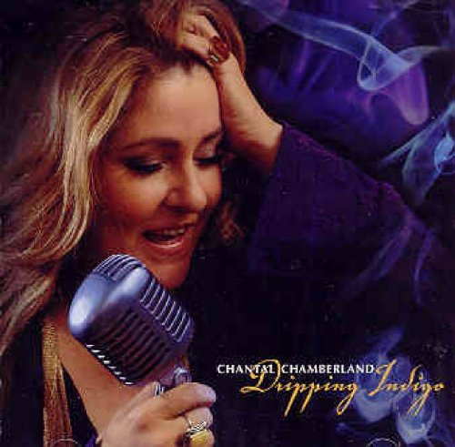 Chantal Chamberland Dripping Indigo