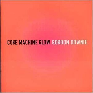 Gordon Downie Coke Machine Glow Import Can