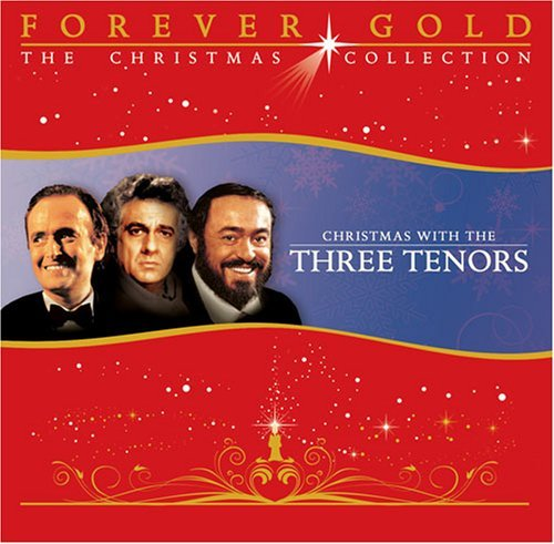 Three Tenors Christmas With The Three Tenors
