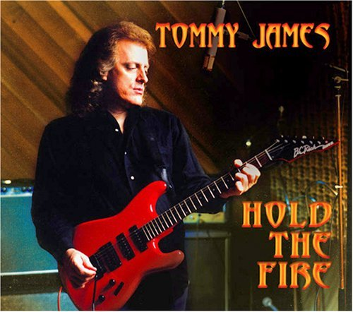 James Tommy Hold The Fire