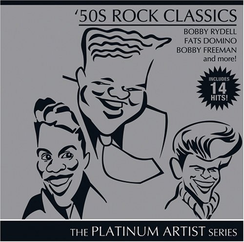 50s Rock Classics Platinum Gold Platinum Gold