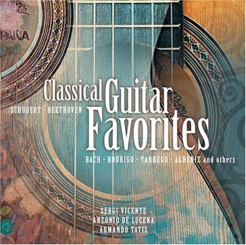 Classical Guitar Favorites Classical Guitar