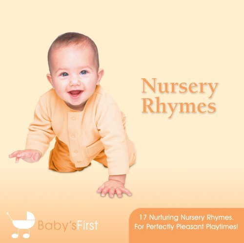 Baby's First Nursery Rhymes Baby's First