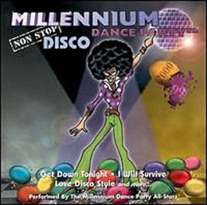 Millennium Dance Party Disco Millennium Dance Party