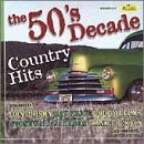 50's Decade Country Hits Gibson Price Helms Jackson 50's Decade