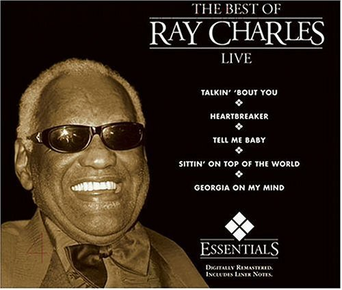 Ray Charles Essentials Remastered Digipak