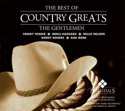 Country Greats Gentlemen Country Greats Gentlemen Digipak