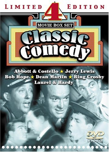 Classic Comedy Classic Comedy Clr Nr 2 DVD 4 On 2