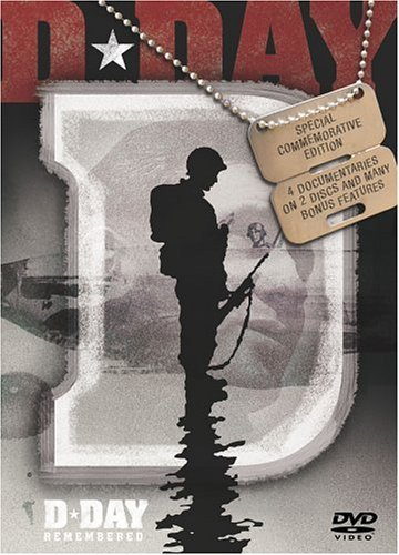 D Day Remembered D Day Remembered Clr Nr 2 DVD Set 60th Anniversary