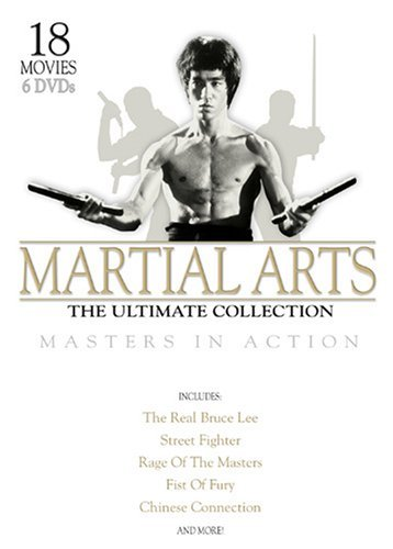 Ultimate Marital Arts Collecio Ultimate Marital Arts Collecio Nr 6 DVD