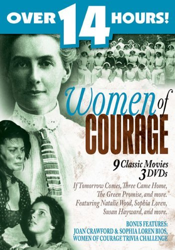 Women Of Courage Women Of Courage Clr Nr 3 DVD Set