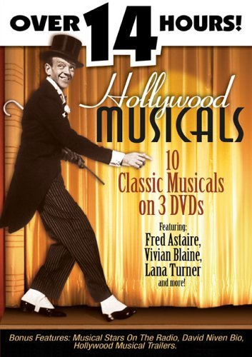 Hollywood Musicals Hollywood Musicals Nr 3 DVD Set