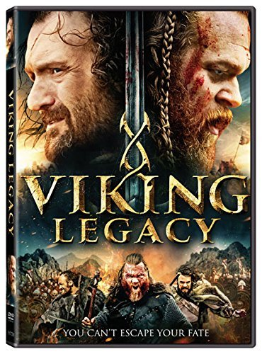 Viking Legacy Burrows Cooke DVD Nr