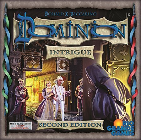 Card Game Dominion Intrigue 2nd Edition