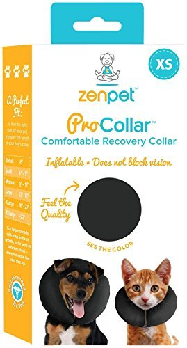 G&b Procollar Inflatable Xs Procollar Inflatable Recovery Collar (colors May Vary)