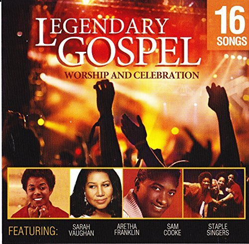 Sarah Vaughan Aretha Franklin Sam Cooke Staple S Legendary Gospel Worship & Celebration