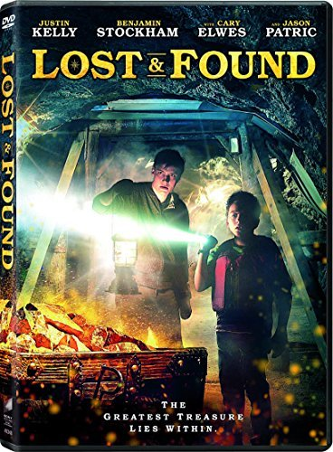 Lost & Found (2016) Lee Selby Patric DVD Pg
