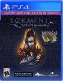 Ps4 Torment Tides Of Numenera (day 1 Edition)