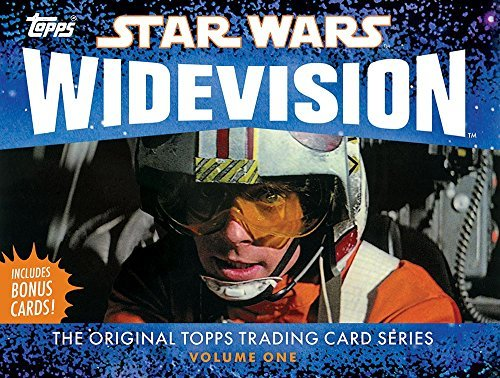 Topps Company Star Wars Widevision Original Topps Trading Card Series Volume 1