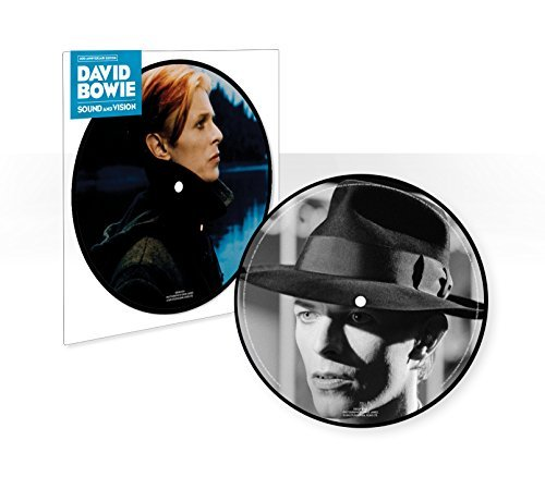David Bowie Sound And Vision (picture Disc) 40th Anniversary Edition Limited To 4000 Copies