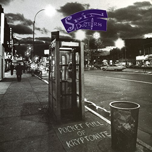 Spin Doctors Pocket Full Of Kryptonite (purple) 180 Gram Audiophile Vinyl Insert Import Numbered To 1000