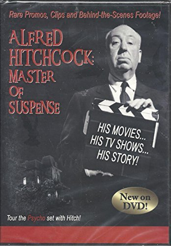Alfred Hitchcock Master Of Suspense Alfred Hitchcock Master Of Suspense