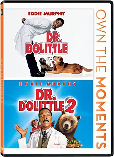 Dr. Dolittle 1&2 Double Feature