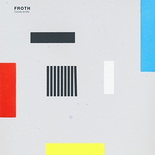 Froth Outside (briefly) (indie Only Color Vinyl) Lp Yellow Vinyl Indie Only
