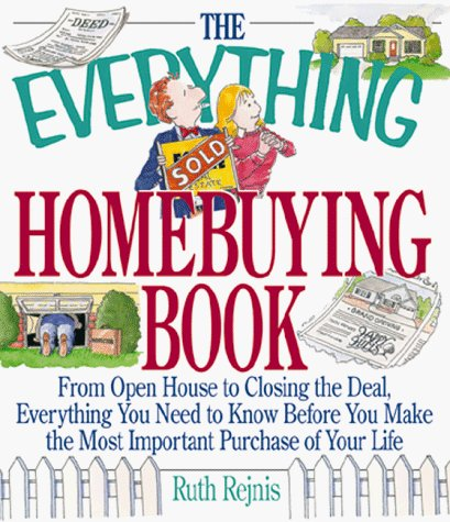 Ruth Rejnis The Everything Homebuying Book (everything Series)