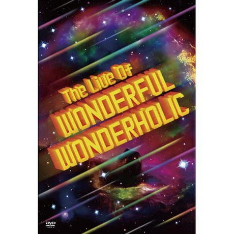 The Live Of Wonderful Wonderholic DVD By Lm.C