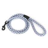 Kurgo D Back Bay Leash Blu