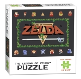 Puzzle Legend Of Zelda