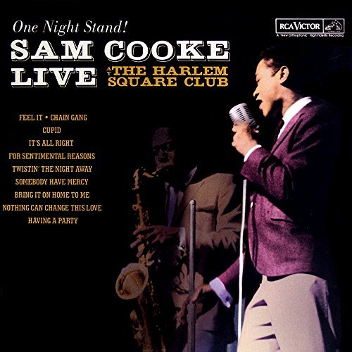 Sam Cooke One Night Stand Live At Harle