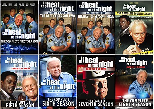 In The Heat Of The Night Complete Series DVD Mod This Item Is Made On Demand Could Take 2 3 Weeks For Delivery