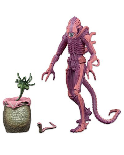 "Action Figure Aliens Xenomorph Warrior (arcade Appearance) 7"" With Accessories"