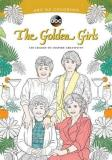 Dbg Art Of Coloring Golden Girls 100 Images To Inspire Creativity