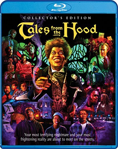 Tales From The Hood Williams Iii Grier Blu Ray