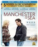 Manchester By The Sea Affleck Williams Hedges Blu Ray R