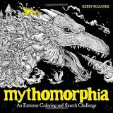 Kerby Rosanes Mythomorphia An Extreme Coloring And Search Challenge