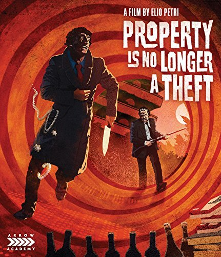 Property Is No Longer A Theft Property Is No Longer A Theft Blu Ray DVD Ur