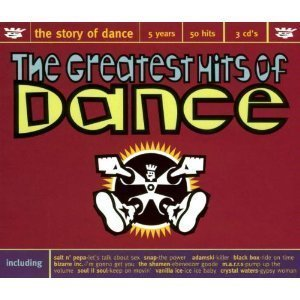 Greatest Hits Of Dance Greatest Hits Of Dance 3cd