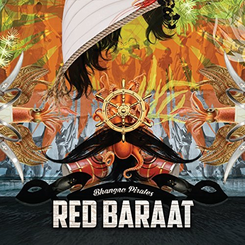 Red Baraat Bhangra Pirates