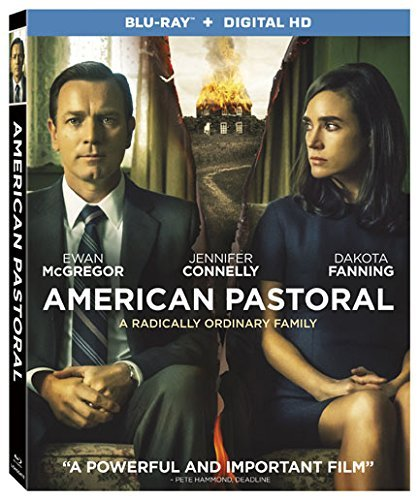 American Pastoral Mcgregor Fanning Connelly Blu Ray Dc R