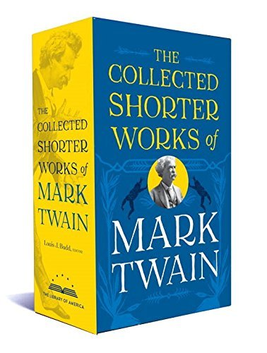 Mark Twain The Collected Shorter Works Of Mark Twain