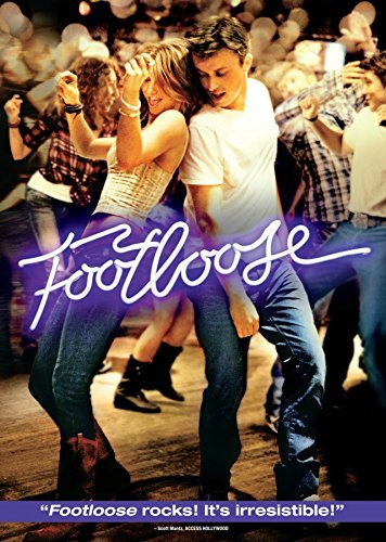 Footloose (2011) Wormald Hough Quaid DVD Pg13